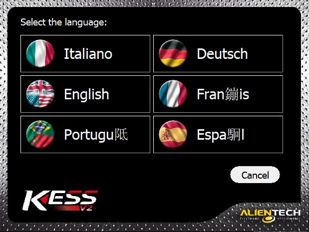 KESS LANGUAGE