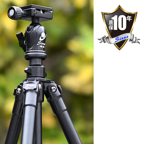 New Sinno A-2322 professional aluminum tripod portable tripod head SLR Kit only 1.18kg max load 10kg  free shipping wholesale dhl gopro benro a2192tb1 tablet series travel portable tripod aluminum tripod kit wholesale