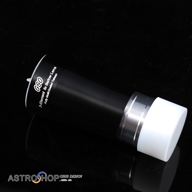 ФОТО GSO 1.25 inch 3-Element 5x Barlow Lens