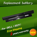 JIGU Laptop Battery For Dell VOSTRO 2521 2421 INSPIRON 17R 5721 17 3721 15R 5521 15 3521 14R 5421 14 3421 MR90Y VR7HM W6XNM