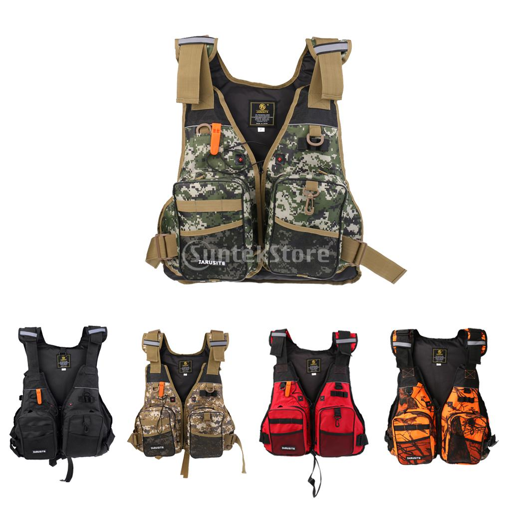 Universal Kayak Fishing   Canoeing Boating Sailing Surfing SUP Survival Suit Buoyancy Aid Vest Water Safety Products