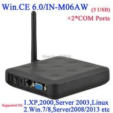 N380W тонкий клиент с wifi встроенные WIN. CE 6.0 embeded 2 * RS232 настроены ARM11 800 МГЦ Windows и поддержка linux server через RDP