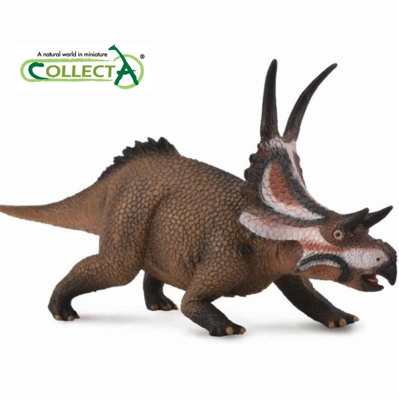 CollectA Diabloceratops Dinosaurs Animal Model Dino Classic Toys For Boys 88593 ifrich hiking shoes men outdoor climbing trekking sneakers spring autumn mountain walking shoes leather blue gray hunting boots