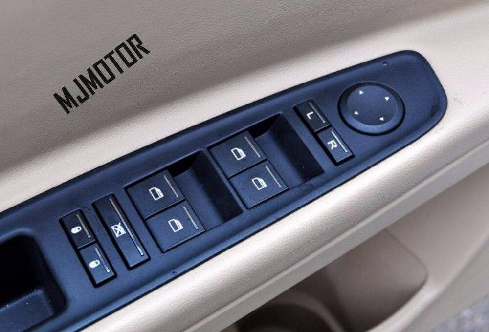 Interrupteur de lève-vitre assy. Porte avant côté gauche pour chinois SAIC ROEWE 350 MG 2009-2014 Auto voiture moteur pièces 10059175