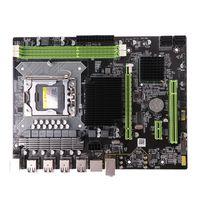 computer motherboard New X58 Motherboard LGA 1366 LGA1366 DDR3 Slot PC Desktop Mainboard Computer Motherboard for ECC ECC REG RAM Server (4)