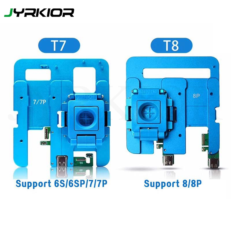 JC C1 Smart Repair Box JC T7 T8 NAND PCIE Flash HDD Motherboard Repair Test Fixture Tool For IPhone 8 Plus 8 7 Plus 7 6S Plus 6S
