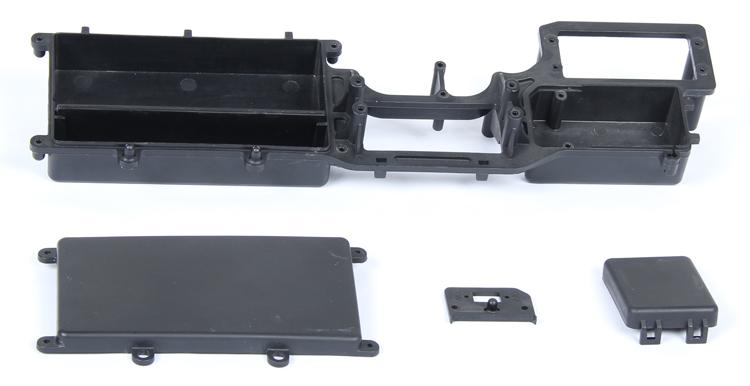 ФОТО battery box kit for LOSI 5IVE-T Rovan lost Part