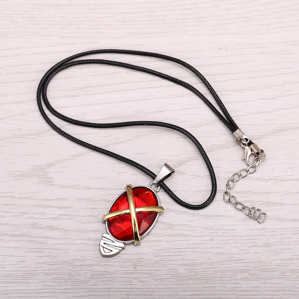 Mosu hot anime shakugan no shana metal necklace red crystal pendant mosu hot anime shakugan no shana metal necklace red crystal pendant cosplay accessories jewelry can drop shipping in pendant necklaces from jewelry aloadofball Gallery