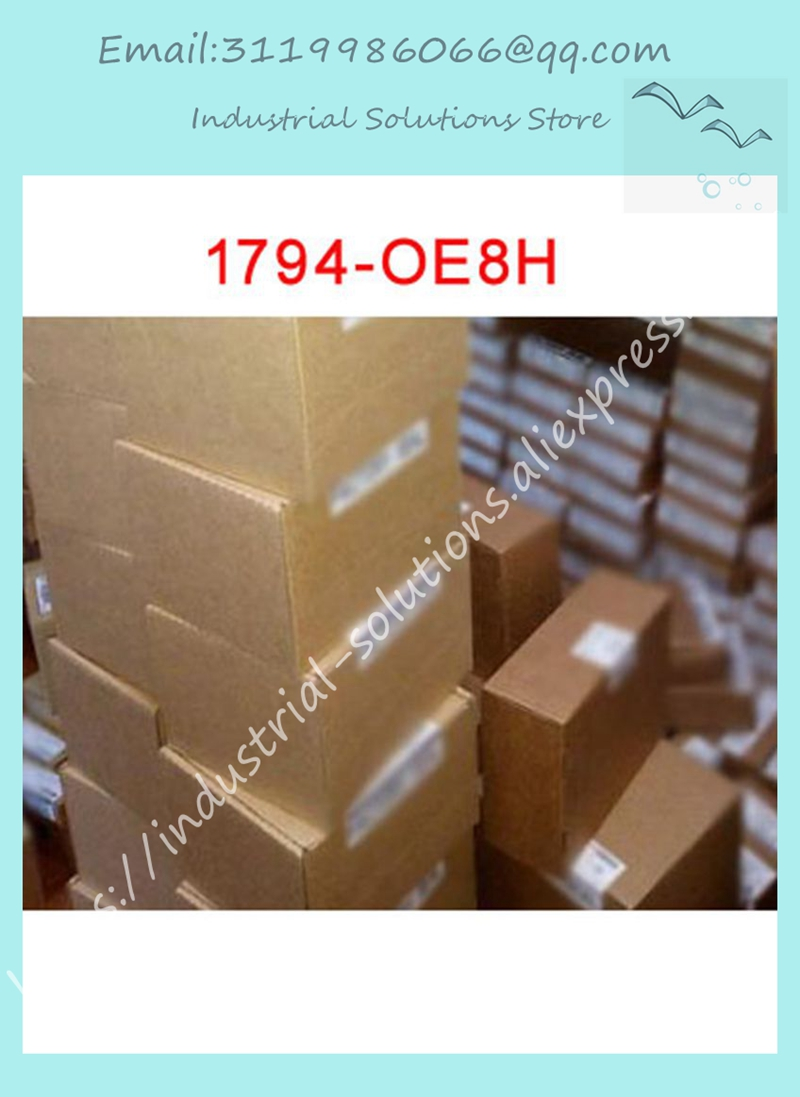 NEW 1794-OE8H industrial control PLC moduleNEW 1794-OE8H industrial control PLC module