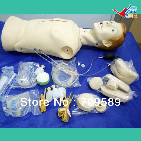 ISO Combined Nursing Simulators, Basic Nursing Manikin economic basic patient care manikin female nursing manikin nursing mannequin