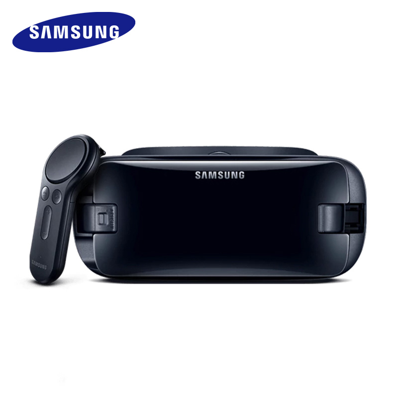 0a2203cecdc7 SAMSUNG Gear VR 5.0 Virtual Reality Glasses Support Samsung Galaxy S8 S8+  Note7 Note 5 S6 S7 S7Edge S9 S9+Gear Remote Controller