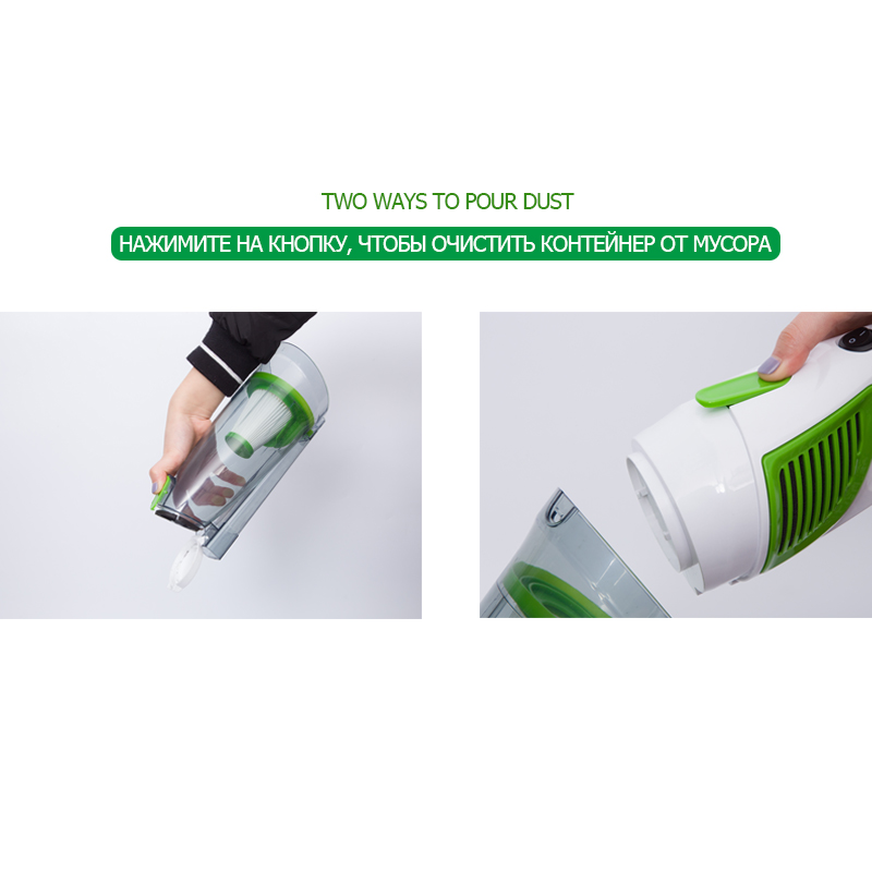 Image 5 - TINTON LIFE Ultra Quiet Mini Home Rod Vacuum Cleaner Portable Dust Collector Home Aspirator Handheld Vacuum Cleaner-in Vacuum Cleaners from Home Appliances