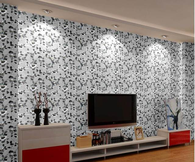 Awesome Behang Badkamer Gallery - Interior Design Ideas ...