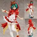 23 CM Miku Hatsune Miku Figura de Acción Linda de Gran Tamaño Susan The Little Red Riding hood Muñeca PVC figura Anime