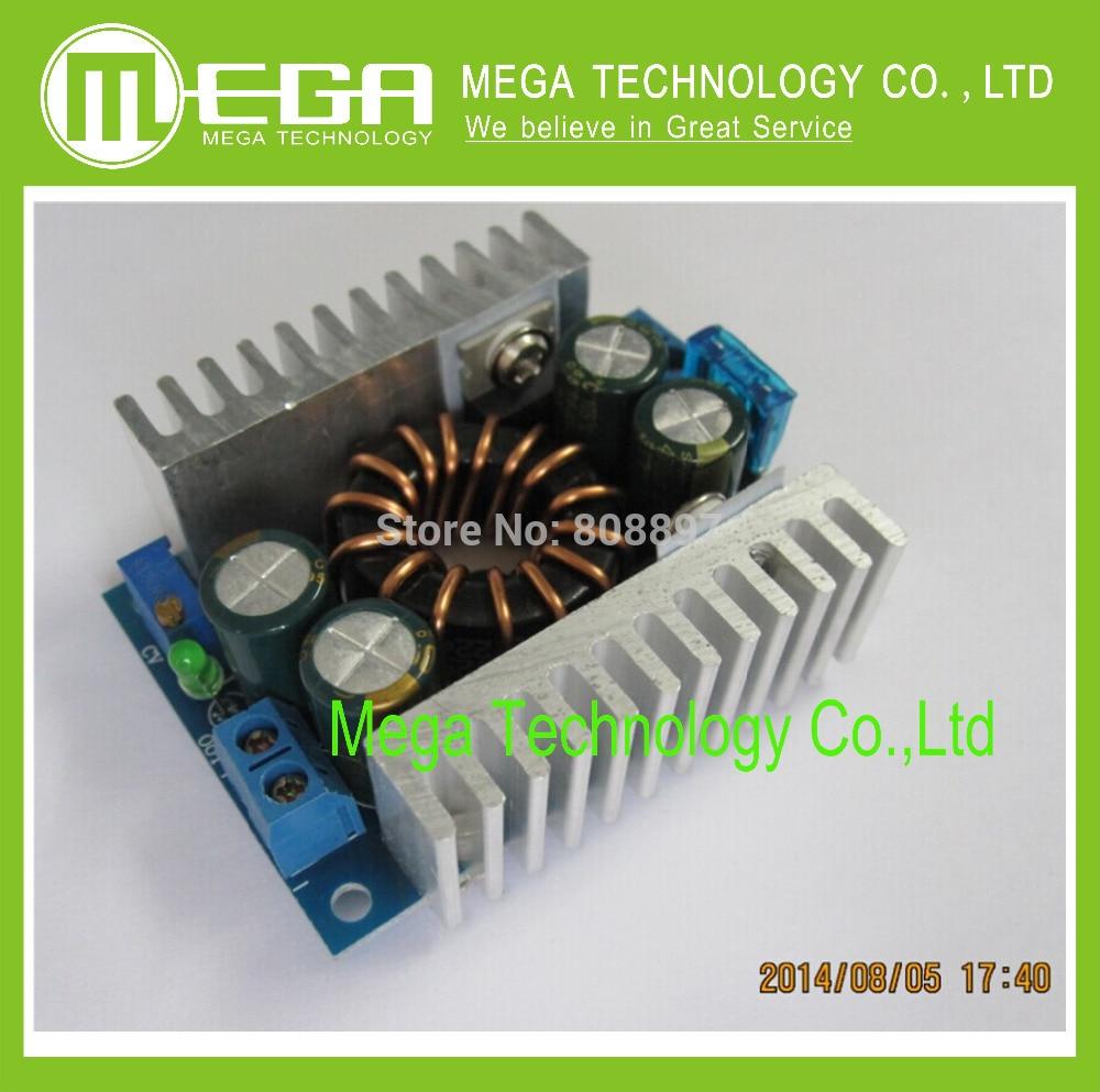 Booster 12/24V 8-32V to 9-46V DC Step-up Voltage Converter 150W Regulated Power SupplyBooster 12/24V 8-32V to 9-46V DC Step-up Voltage Converter 150W Regulated Power Supply