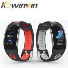 Sensible Wristband Colour LCD Health Bracelet Coronary heart Price Monitor Health Bracelet IP68 Waterproof Pedometer Exercise Tracke Band