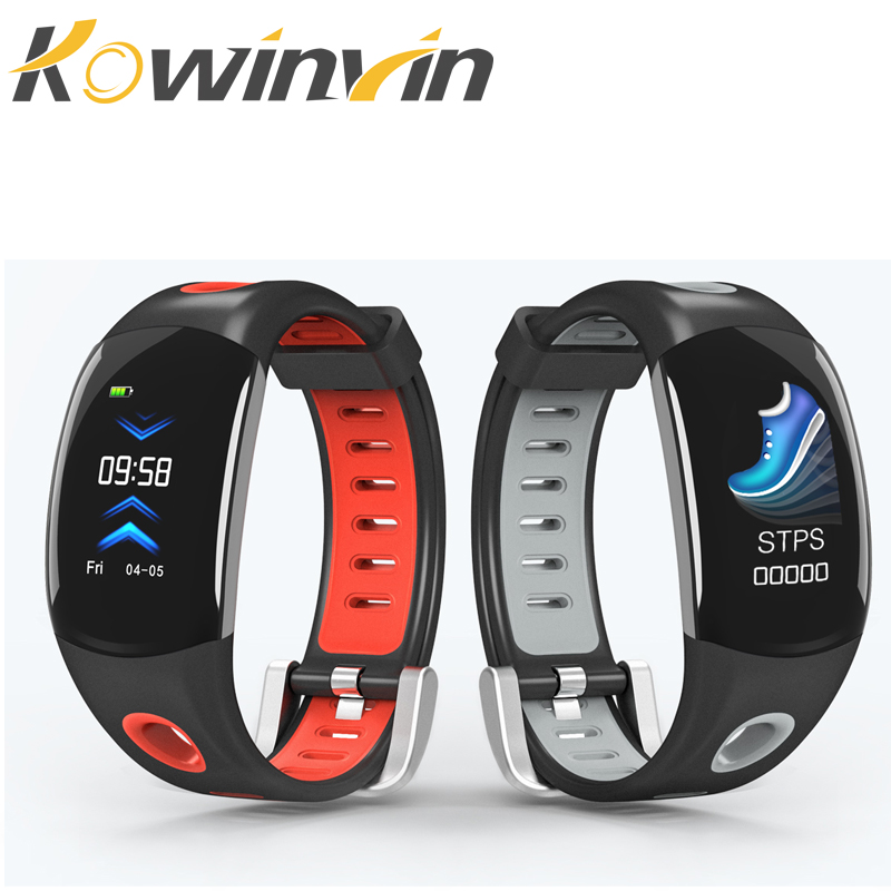 Smart Wristband DM11 Color LCD Bluetooth Bracelet Heart Rate Monitor Fitness Bracelet Pedometer Activity Tracke Band VS LT02