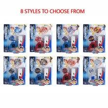 8 видов стилей Beyblade лопающиеся ИГРУШКИ БОРЬБА гироскопа металла Fusion B34 B35 B48 B42 B66 B59 4D Прядильный механизм Arena Новый Beyblade Arena A153