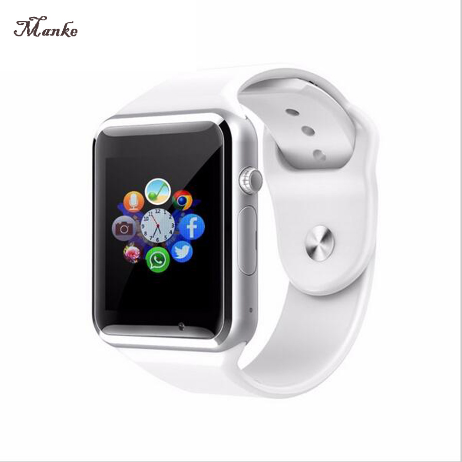 Free Shipping Smart Watch Sport font b Smartwatch b font Android Wear Support Sim Card TF
