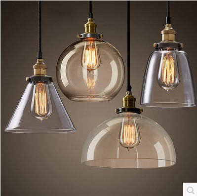 European style retro glass chandelier North Village Industrial study the living room bedroom living rough bar lamp loft european style retro glass chandelier north village industrial study the living room bedroom living rough bar lamp loft