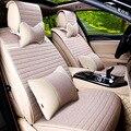 2016 Bienes Automóviles Cuatro Estaciones Cubiertas Generales de Asiento de Coche Esteras Cojín Elegante Decoración De Interiores Para Opel Mokka Zfl