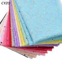 160cm Width 1meter/roll Glitter Sequins Soft Gauze Polyester Mesh Tulle Fabric DIY Sewing Tutu Wedding Birthday Party Supplies