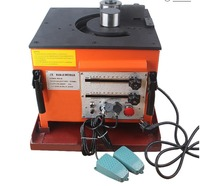 Multi function Hydraulic tools RB 25 portable electric steel rebar bending cutting machine 6 25mm
