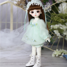 Free Shipping Marie BJD YOSD Doll 1/6 Body High Quality Resin Toys Free Eye Balls LCC Fashion littlefee Oueneifs Gift