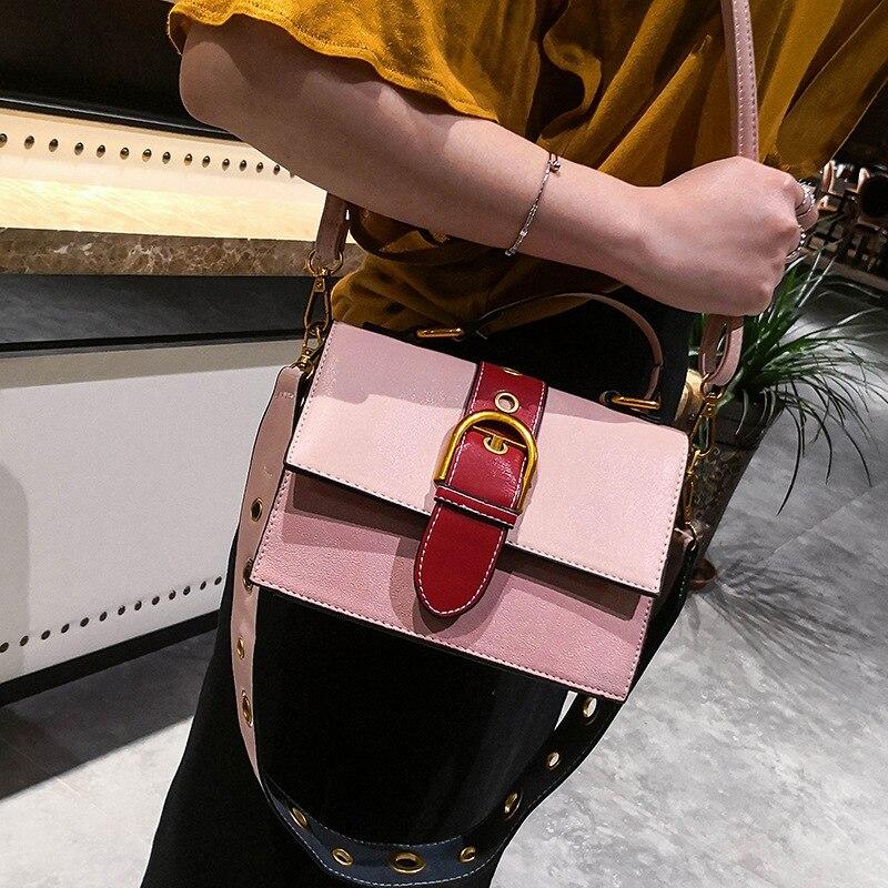 Il Moda Del colore Rosa Elaborazione Da Di Famoso Femminile Designer Casual Alta Viaggio Crossbody Bag Donne verde Messenger Qualità Borse Lebolong Sacchetto Dell'unità Nero brown Spalla x4TwqRzq