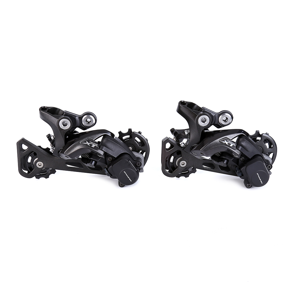 shimano XT RD-M8000 GS/SGS Rear Derailleur 11 Speed Middle/Long Cage can be lock цена