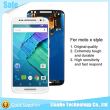 Brand New 5 7 for Motorola Moto Xstyle x3s X3 style XT1570 LCD Display Touch Screen