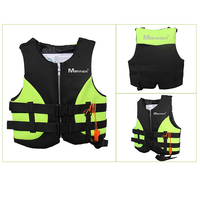 Fishing Life Vest Jacket Woman Mens Vest Jacket Boating Outdoor Surfing Drifting Swimsuits Life Jackets for Adult