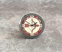 Perilla de tocador Sagittarius perillas de arte DIY constelación reloj gabinete tiradores perillas/manija de cocina única perilla Hardware de muebles