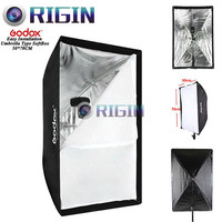 Godox Umbrella Convenient And Fast Style Rectangular 50 70cm SoftBox For Camera Flash High Performance Price