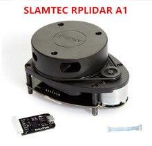 12M Lidar RPLIDAR A1 360 derece Lidar tarama değişen yeni yükseltilmiş versiyonu 12 metre yarıçapı