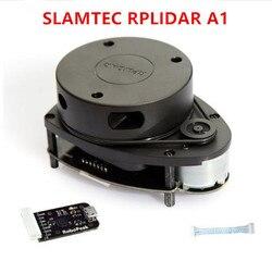 12M Lidar RPLIDAR A1 360-grad Lidar Scannen Im Bereich EINE neue verbesserte version der 12 meter radius