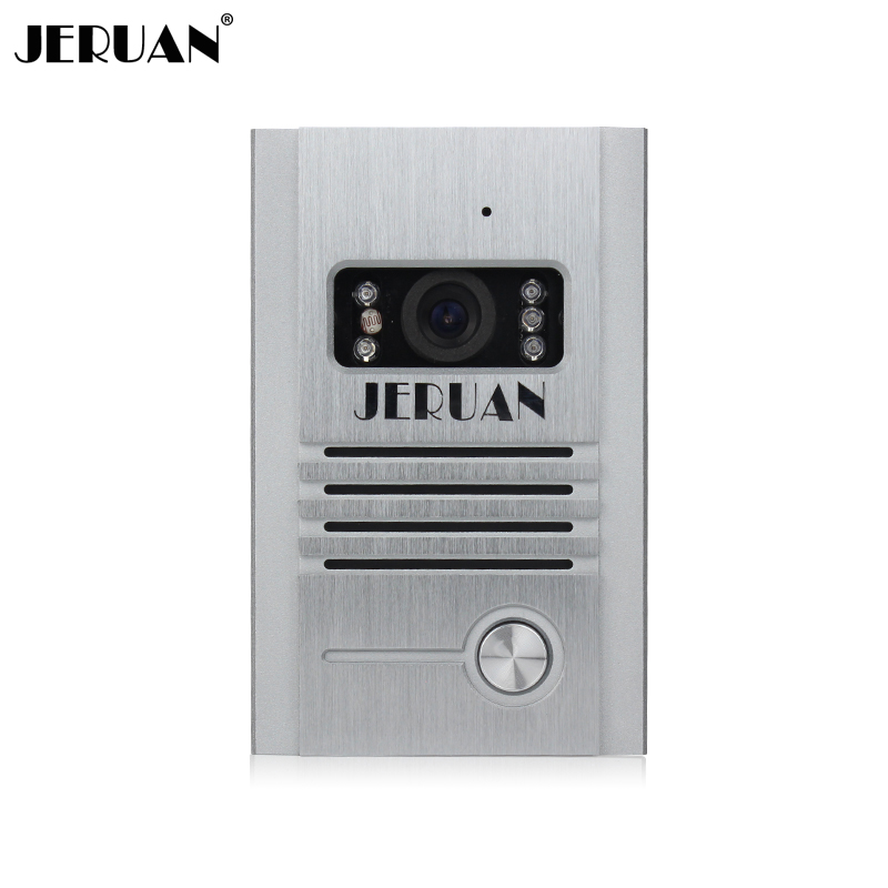 JERUAN METAL C3 VIDEO DOOR PHONE INTERCOM SYSTEM  CAMERA ONLY OUTDOORJERUAN METAL C3 VIDEO DOOR PHONE INTERCOM SYSTEM  CAMERA ONLY OUTDOOR