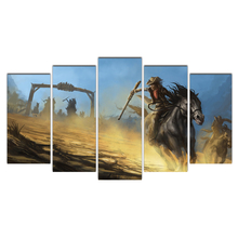 Canvas Paintings Wall Art Framework 5 Pieces Animation HD Prints Pictures For Living Room Home Decor Free Shipping Cairnsi