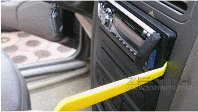 Silverstrong 4 шт./компл. инструмент для удаления автомобильный DVD автомобильный радиоприемник Панель зажим Панель Даш авто радио удаления набор инструментов