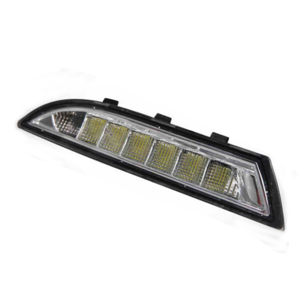 2017 new arrival turning signal lights car accessories LED DRL Daytime Running Light for V/olkswagen R s/cirocco 2009-2013