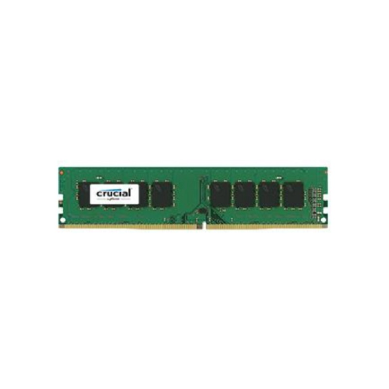 Crucial CT8G4DFS824A, 8 GB, 1x8 GB, DDR4, 2400 MHz, DIMM 288 broches