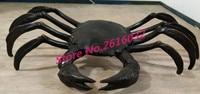 Crab crab Zhaocai copper bronze crafts decoration decoration Feng Shui mascot supplies