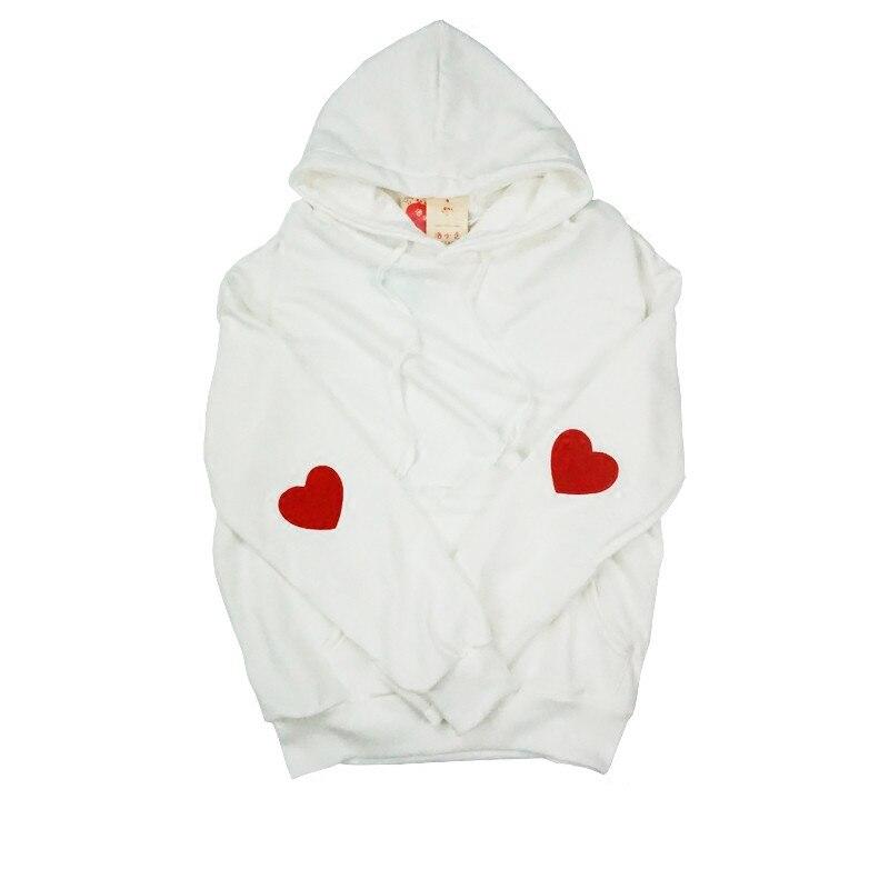 Harajuku kawaii gedruckt hoodie plus größe langarm vs rosa übergroßen frauen pullover herbst winter kpop kleidung frauen hoddies