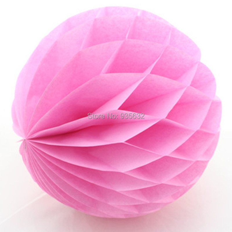 Paper Balls Decoration Simple Free Shipping Wedding Party Decoration 50Pcs 8'' 20Cm  Tissue Review