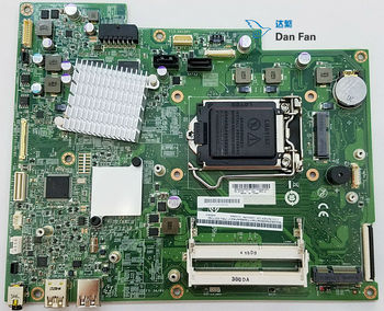 For Lenovo E93Z S800 S850 AIO Motherboard PIB85S/TRIPOLI 12102-1 48.3KR06.011 Mainboard 100%tested fully work image