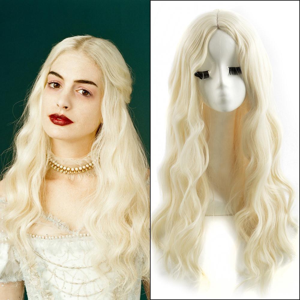 Alice In Wonderland Blonde Wig 68