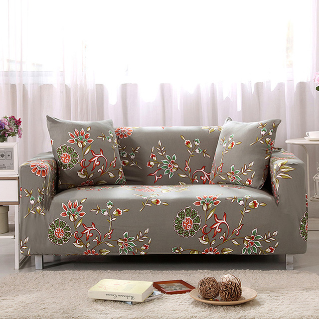 New Design Sofa Cover Elastic Sectional Couch Covers Furniture