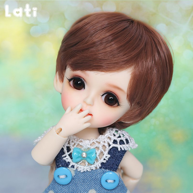 Lati Yellow Byurl BJD Dolls 1 8 High Quality Cute Girl Toys Best Xmas Gift Luts