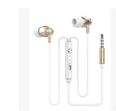 300 metal belt with wheat tone tuning ear bass computer earphone manufacturers wholesale