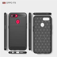 For OPPO Realme 3 F11PRO R19 R17 Pro A7 A7x Soft Silicone Rugged Armor Shockproof Protective Back Cover for F5 F7 F9